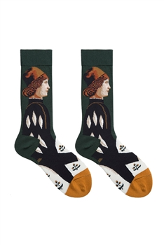Portrait Sock MIS0479 - No.3