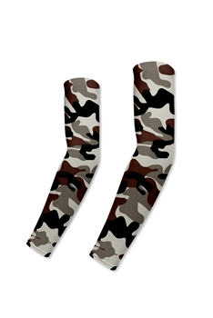 Camo Arm Sleeve MIS0512 - Grey