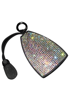 Rhinestone Pull-out Key Case MIS0529 - Multi