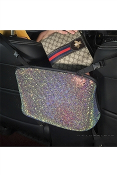 Rhinestone Suspended Car Storage Bag MIS0569