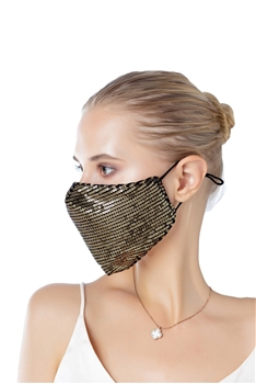 Sequins Face Mask MASK-9