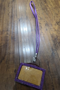 ID Lanyard N0003 - Purple