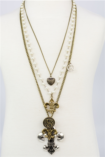 Long Necklaces N1668