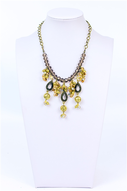 Crystal Necklaces N1759