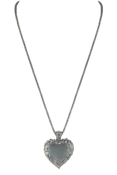 Heart Shape Long Necklaces N1818