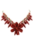 Noble Elegant Turquoise Necklaces N1915 - Red