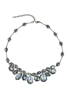 Crystal Necklaces N1928
