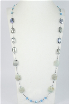 Natural Stone Necklaces N1971