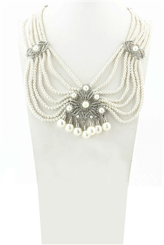 Multi-layer Pearl Necklaces N2008