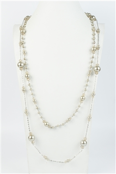 Long Crystal Necklaces N2074