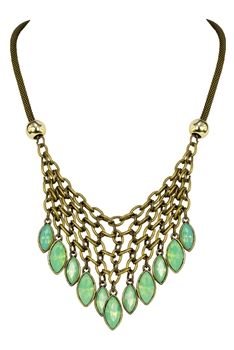 Crystal Necklace N2268