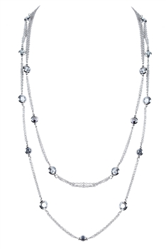 Crystal Chain Necklace N2310