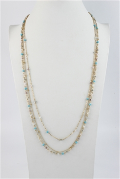 Crystal Necklace N2355