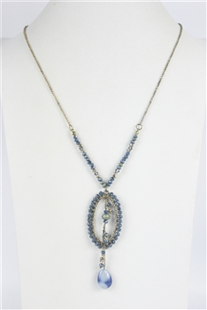 Crystal Necklaces N2388