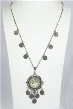 Image Pendant Necklace N2438