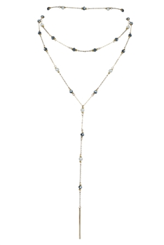Fashion Women Crystal  Necklace N3160
