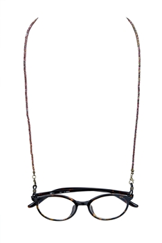 Fashion Lanyard Eyeglasses Crystal  Necklace N3188 - Multi
