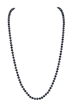 8MM Crystal Beads Statement Necklace N3206 - NO.33