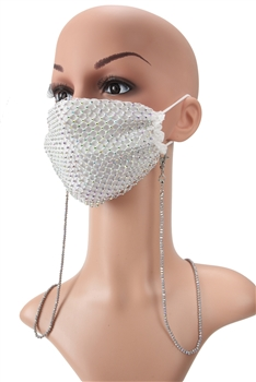 Crystal Mask Holder N3505