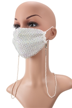 Crystal Mask Holder N3505 - Beige