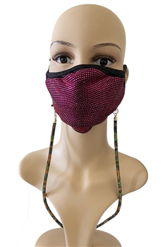 Crystal Mask Holder N3506 - Camo
