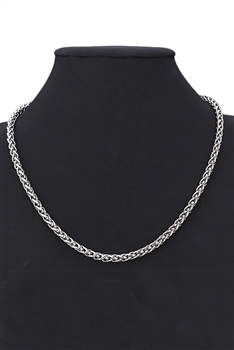 Stainless Steel Chain Necklace N3876-70CM