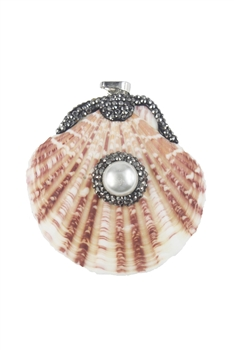 Newest Design Sea Shell Conch Pendants P0017