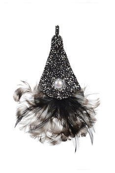 Fashion Accessories Tribal Jewelry Real Feather Necklace Pendants P0158