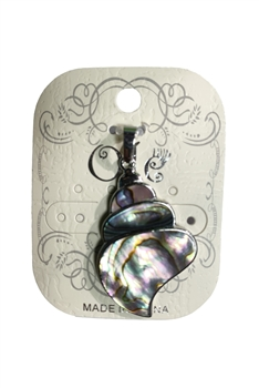 Mother of Pearl Pendant P0604