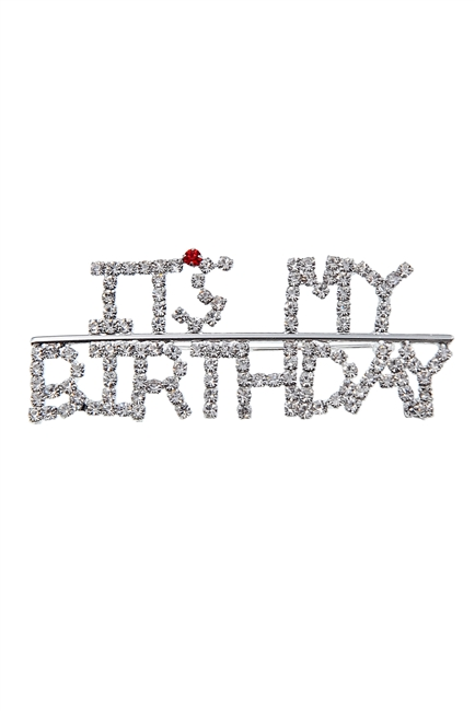 IT'S MY BIRTHDAY Brooches PA3062