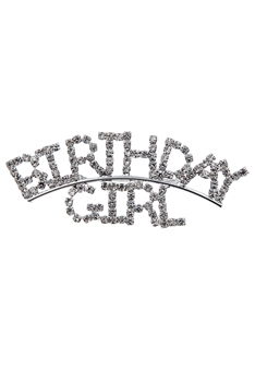 BIRTHDAY GIRL Brooches PA3064
