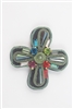 Crystal Flower Brooch PA3166