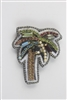 Crystal Tree Brooch PA3168