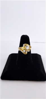 Crystal Stretch Rings R0035 - No.2