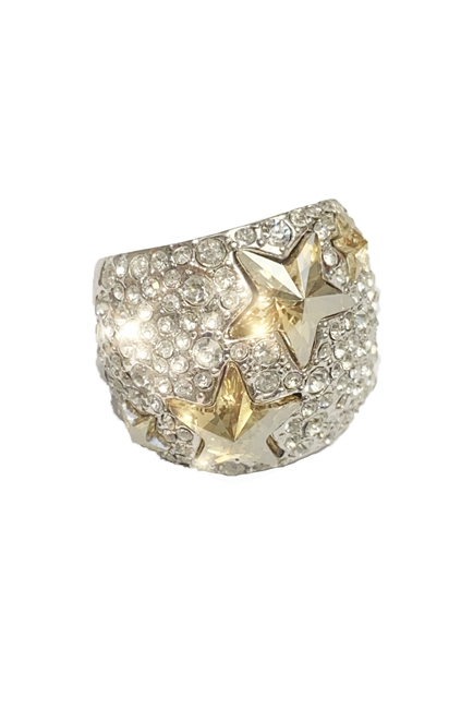 Star Metal Rings R1604