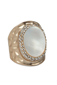 Shell Alloy Rings R1682