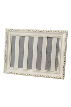 Wood Hair Clip Displays Frame W1327
