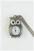 Owl Watch Necklace WH0003