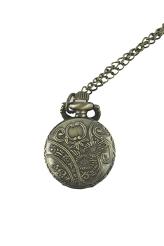 Filigree Pocket Watch WH0005