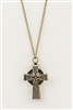 Cross Watch Necklace WH0036