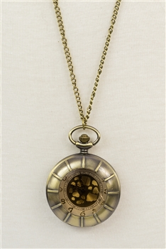 Science Watch Necklace WH0045