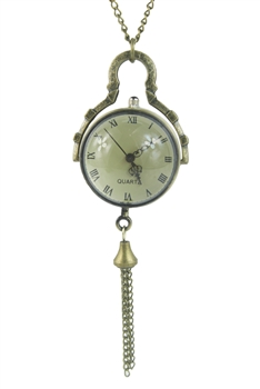 Watch Necklace WH0110 - Copper