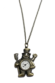 Cook Watch Necklace WH0149