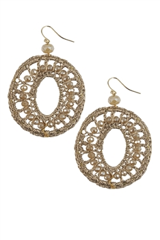 Crystal Earrings E2065