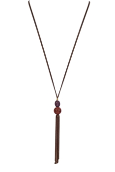 Long Tassel Necklaces N3054