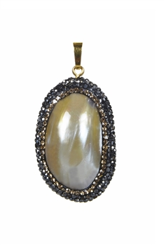 New Design Mother of Pearl Pendants P0180