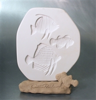 SG01 Three Fish Sprig Mold