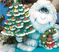 TL 1145 Abominable Snowman