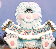 TL 1153 Let it Snow Abominable
