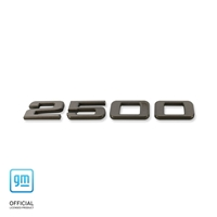 07-up Sierra/Silverado Exterior Badge (2500)